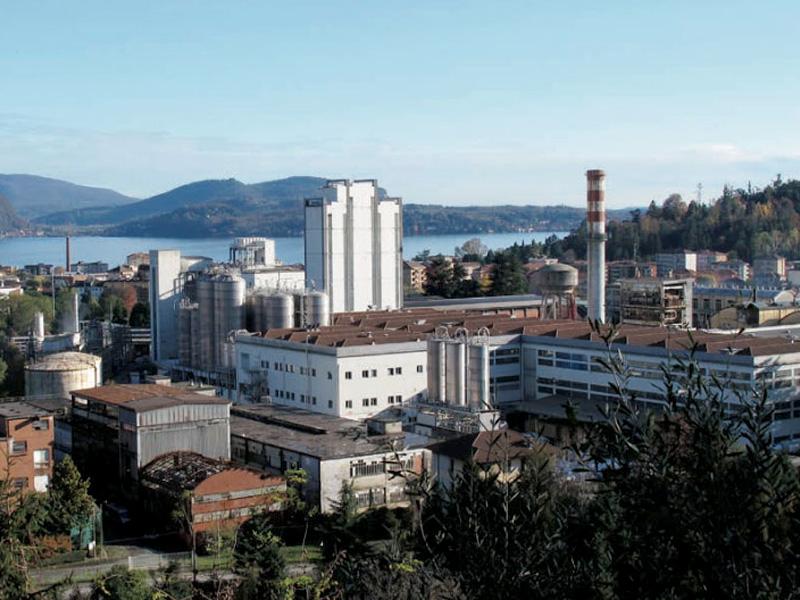 Immagine stabilimento Montefibre Verbania Pallanza