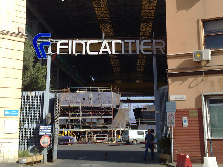 Fincantieri Palermo