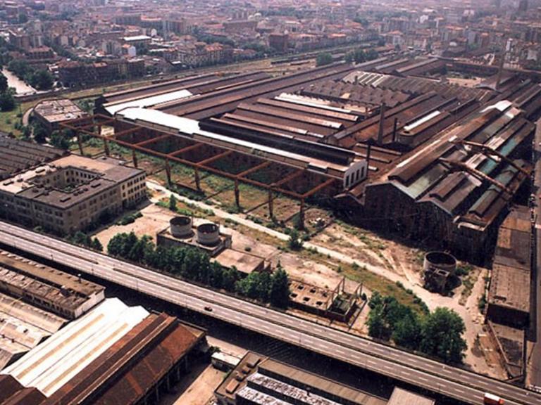 Ferriere Teksid di Torino