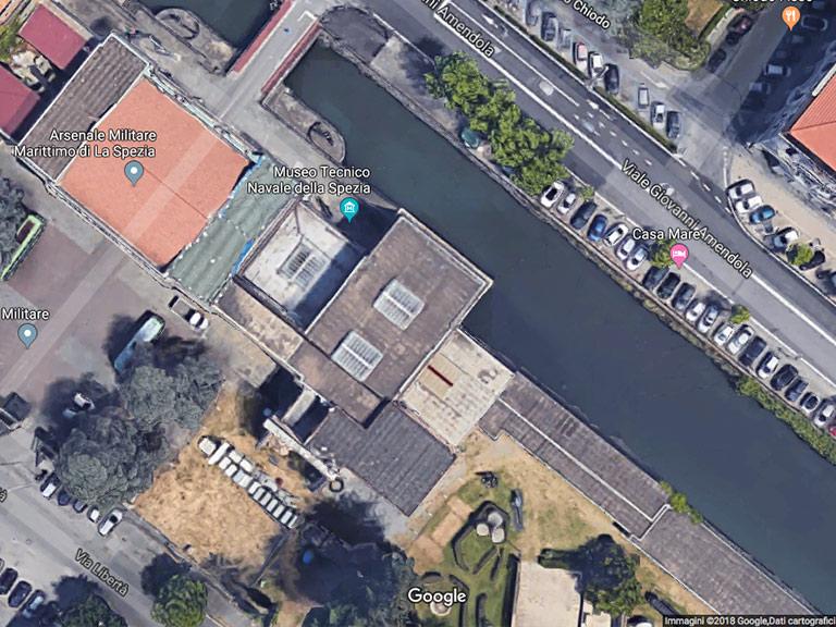 Arsenale Marina Militare di La Spezia