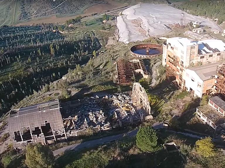 Miniera di Bosco Palo (CL)